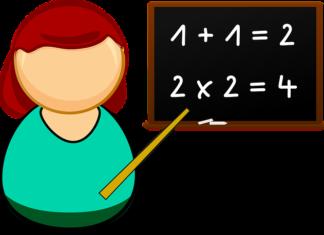 jak szybko nauczyć się tabliczki mnożenia