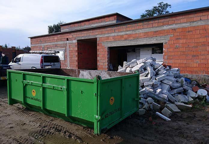 Jak zamówić kontener na śmieci? Oto kilka porad, co zrobić z gruzem po remoncie!