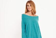 Bluzy i swetry damskie