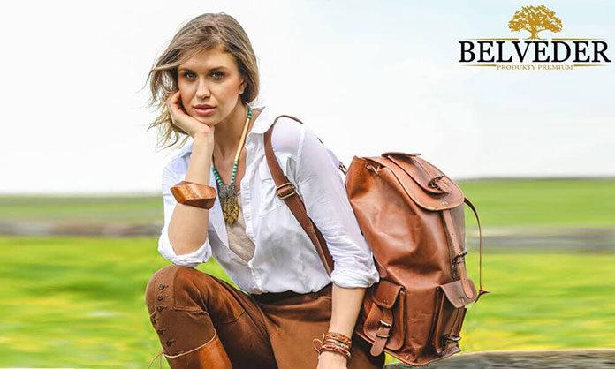 Gdzie kupić skórzany plecak damski w Poznaniu