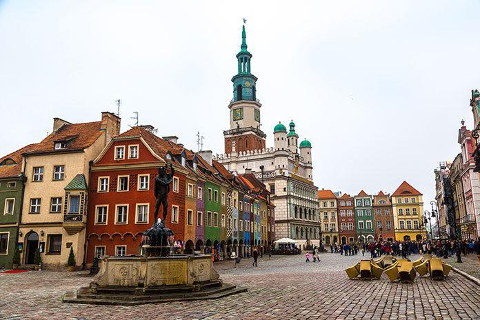 Nieruchomości w Poznaniu