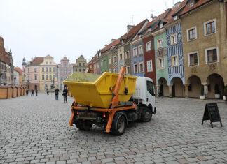 Legalny wywóz śmieci i gruzu w Poznaniu